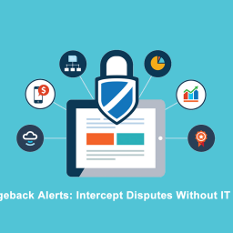 Chargeback Alerts: Intercept Disputes Without IT Work