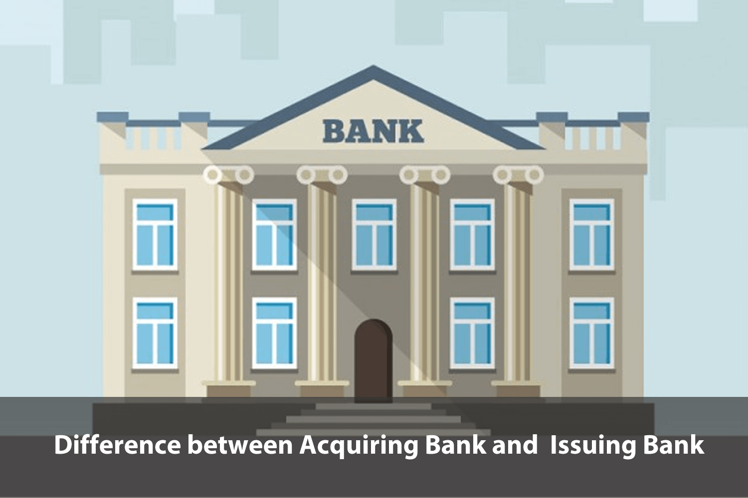 The issuing bank is ... What is an issuing bank 61