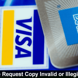 How to Manage Request Copy Invalid or Illegible Chargebacks?