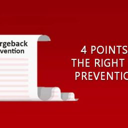 4 Points to Design the Right Chargeback Prevention Strategy